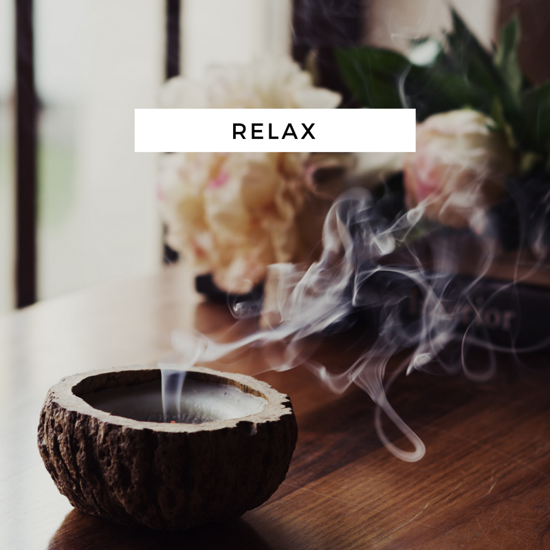 Relax - VERB